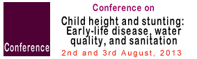 Conference on Child height and stunting