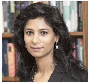 Dr. Gita Gopinath