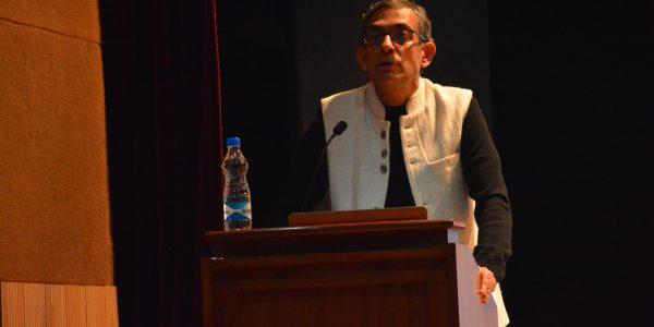Professor Abhijit Banerjee (MIT)