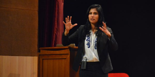Professor Gita Gopinath (Harvard University)