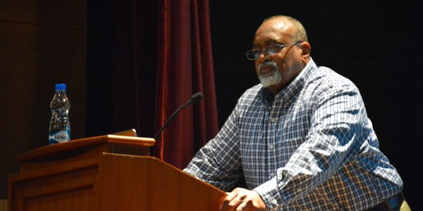 Professor Glenn Loury (Brown University)