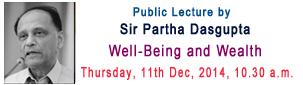 Public Lecture December 11, 2014
