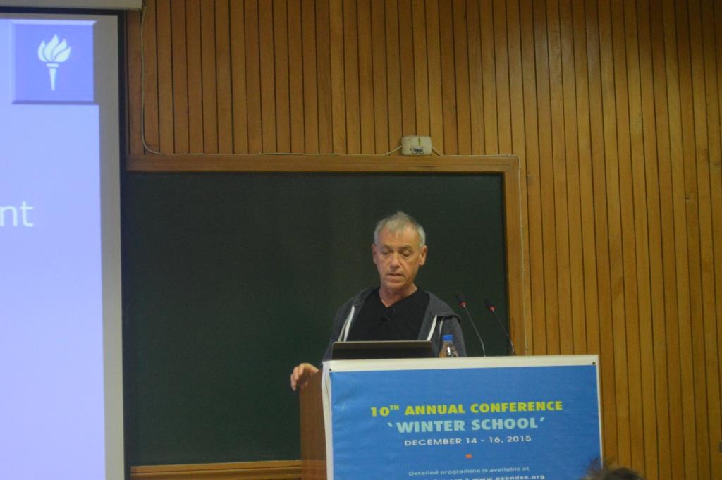 Prof. Ariel Rubinstein