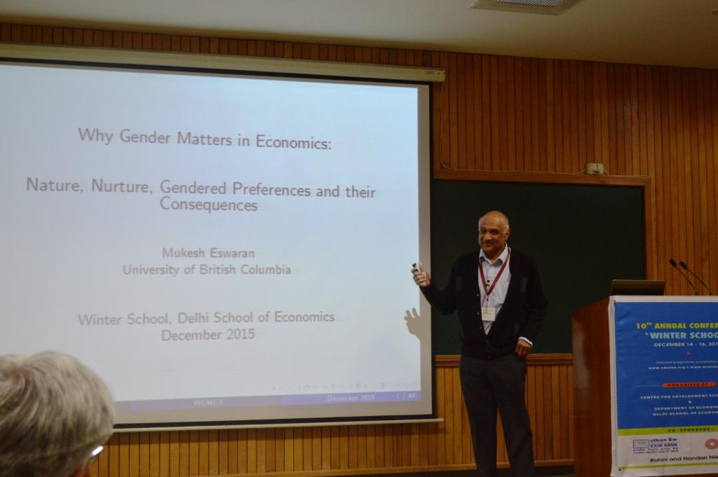 Prof. Mukesh Eswaran