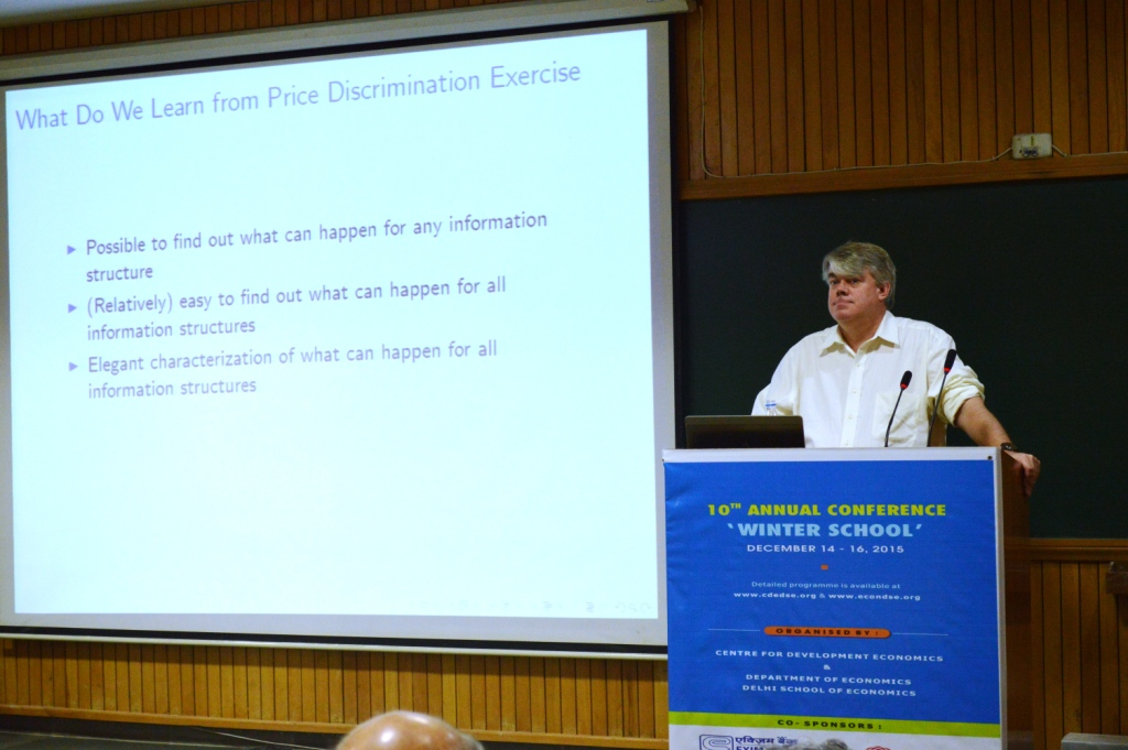 Prof. Stephen Morris